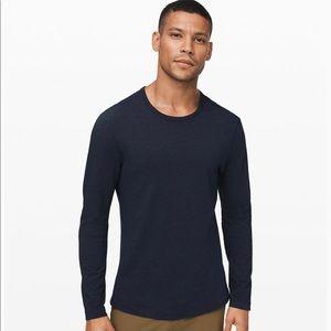 Men's 5 year basic long sleeve